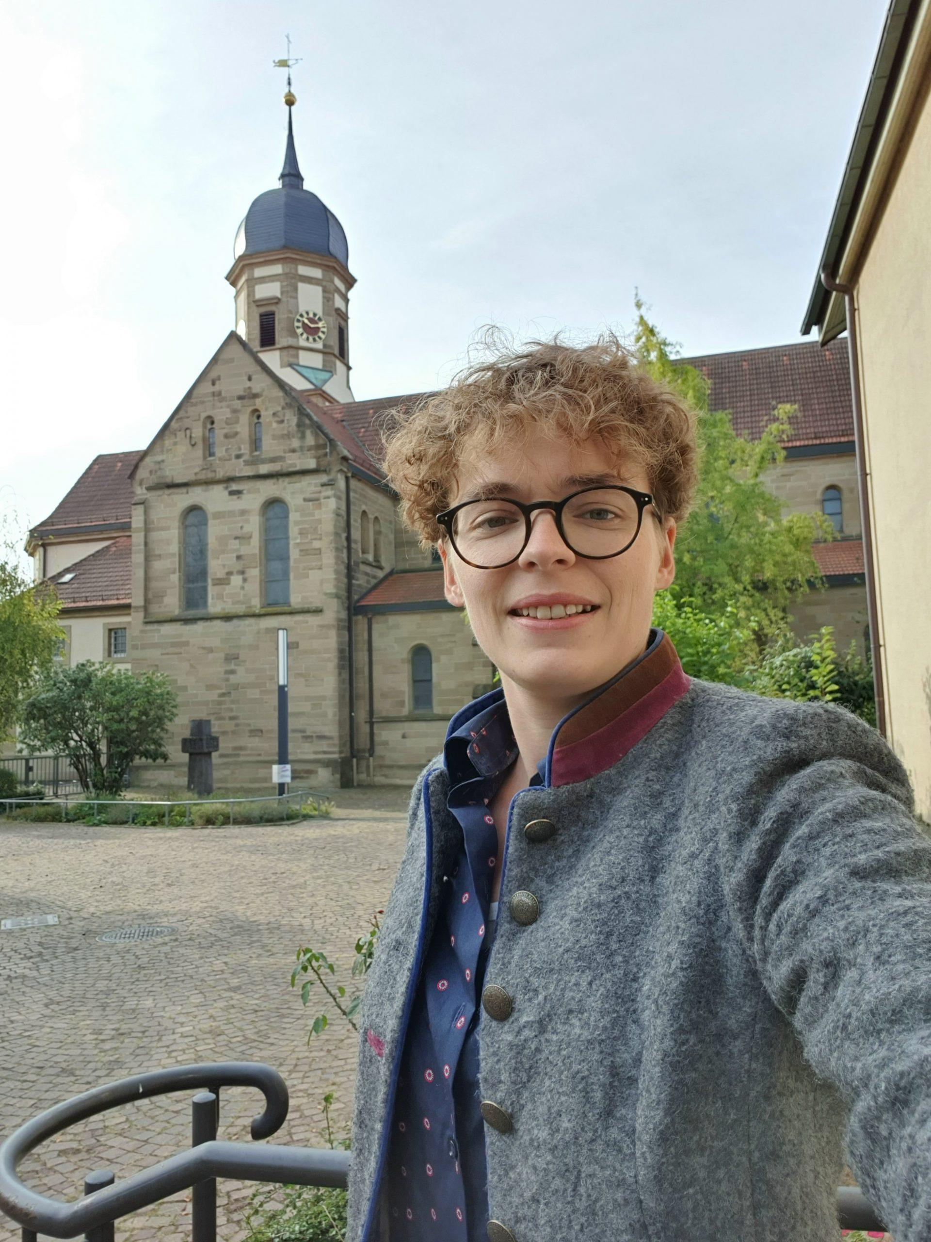 Ihre Ansprechpartnerin im Bistum Rottenburg-Stuttgart: Elisabeth Färber